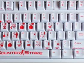 cs keyboard